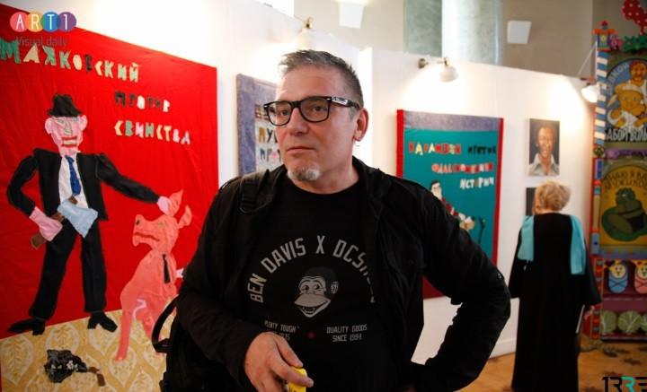 В Петербурге 15 декабря 2018 года откроется выставка художника Николая Копейкина