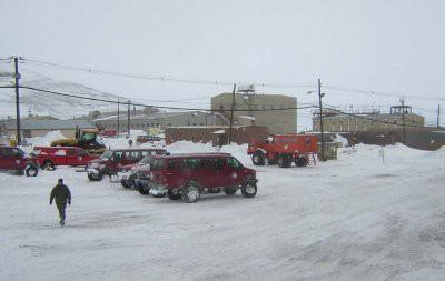 На арктической станции Мак-Мердо погибли два человека