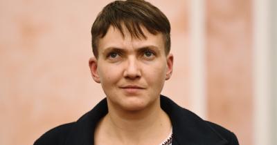 Надежда Савченко в СИЗО частично ослепла и оглохла