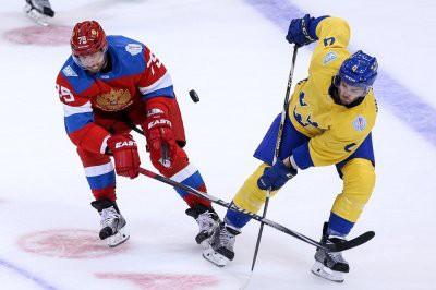 Сборная России выиграла у команды Швеции по буллитам на Кубке Первого канала