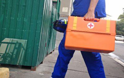 В Петербурге избили врача скорой помощи