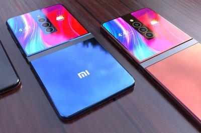 Xiaomi Mi Flex с гибким экраном поступает в продажу