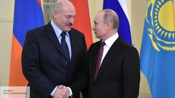 Лукашенко подтвердил, что в ближайшее время встретится с Владимиром Путиным
