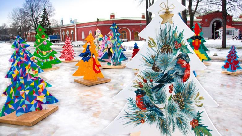 В Санкт-Петербурге 15-16 декабря 2018 года будет много интересных мероприятий, куда можно сходить