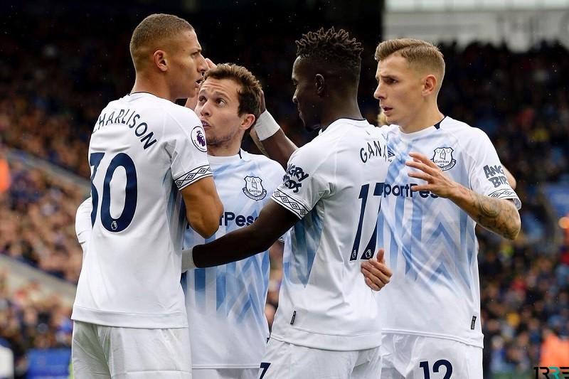 Матч «Манчестер Сити» и «Эвертона» в рамках 17 тура чемпионата Англии состоится 15 декабря 2018 года