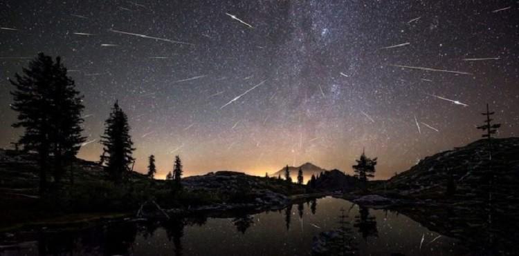 Метеорный поток Геминиды 2018 - фото, видео