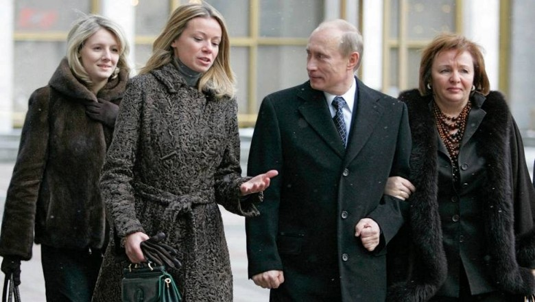 Владимир Путин, возможно, готовит в преемники свою дочь Катерину
