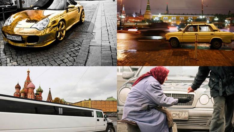 Бедные россияне устали смотреть на богатых и стали злее