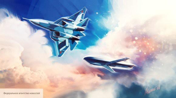 ВВС США строят стелс-беспилотник для борьбы с истребителями России и Китая