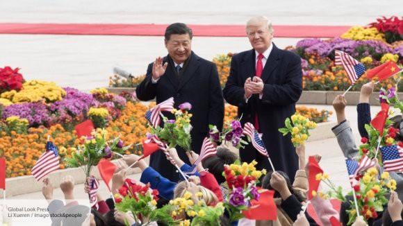 Трамп: Китай скоро «очень захочет» заключить сделку с США