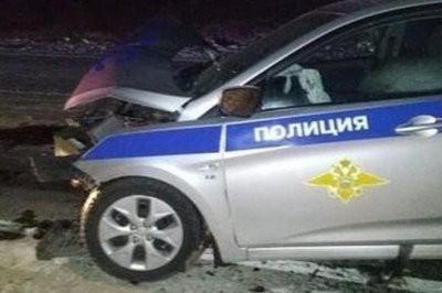 В Приамурье шесть человек пострадали в ДТП с автомобилем полиции