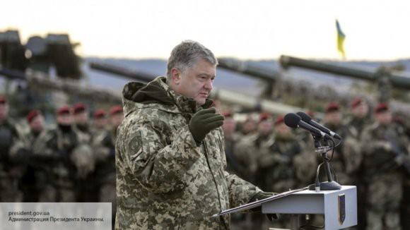 Порошенко готовит новые провокации – украинский депутат
