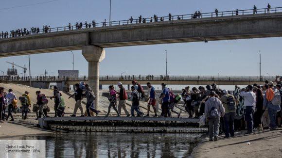 На границе США умерла маленькая девочка из Гватемалы