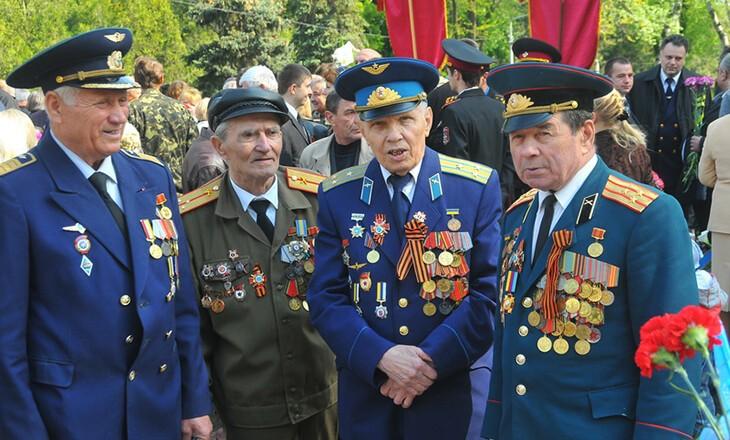 Выплаты ветеранам, героям и чернобыльцам вырастут на 3,4% с 1 февраля 2019 года, проект Минтруда РФ