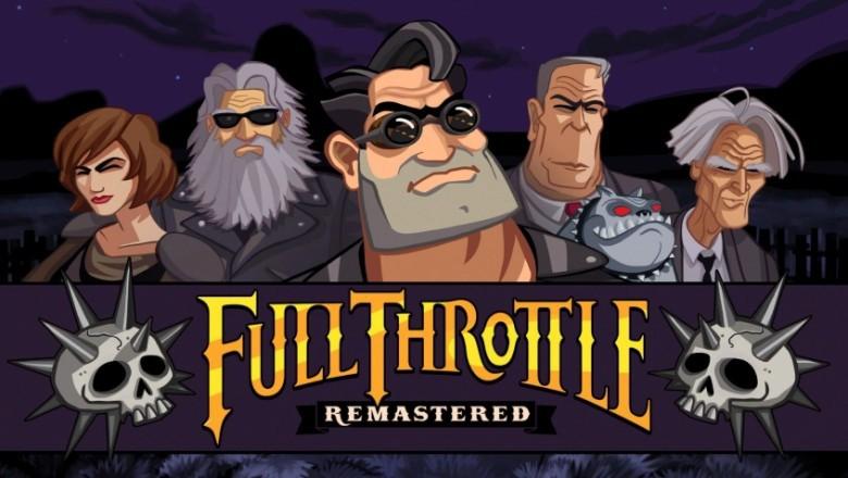 Игру Full Throttle Remastered в GOG раздали бесплатно в честь начала зимней распродажи