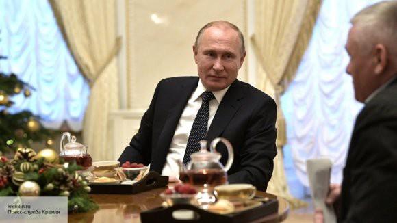 Президент РФ исполнил мечту 14-летнего мальчика Артема