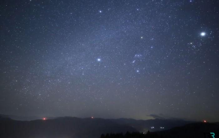 Звездопад в декабре 2018 подготовил любителям астрономии и романтикам четыре космических подарка