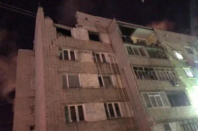 В Вологде взорвался газ в жилом доме