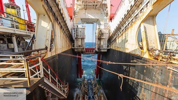 США призывают Германию остановить строительство «Северного потока-2»