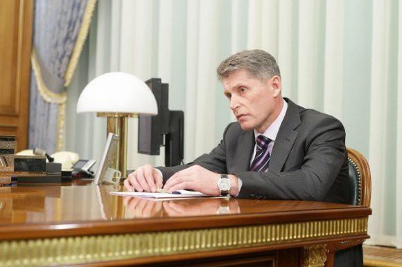 Кожемяко проголосовал на выборах губернатора Приморcкого края