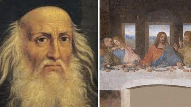 """Загадочный код да Винчи: что скрыто в """"Тайной вечере"""", по мнению экспертов"""