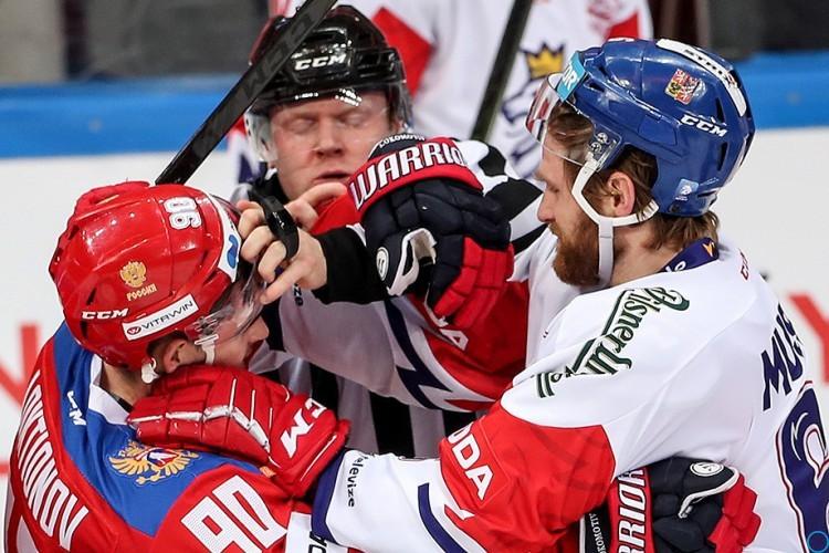 Россия — Чехия 15 декабря 2018 Видеообзор матча: Кубок первого канала