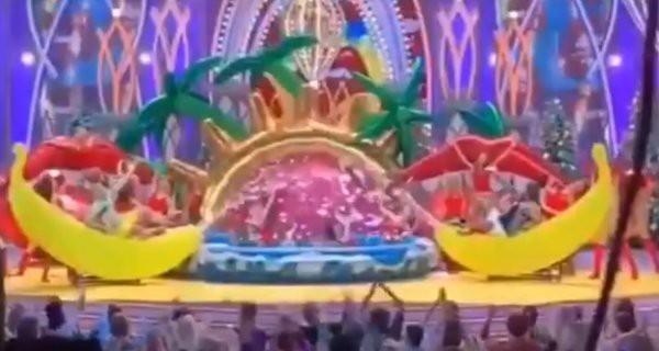 Пошлое видео с Киркоровым и Басковым с Голубого огонька шокировало Сеть
