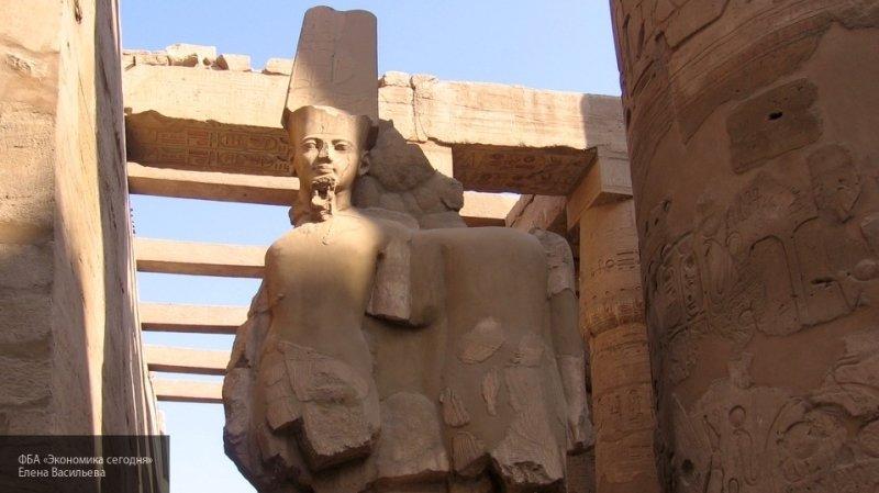 В Египте обнаружена неисследованная усыпальница верховного жреца