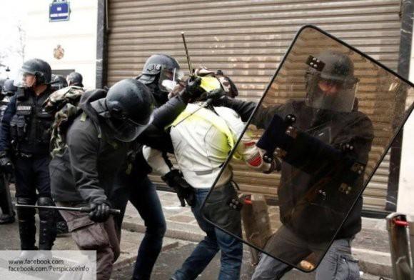 МИД России потребует от ОБСЕ объяснить обвинения о причастности к акции «желтых жилетов»