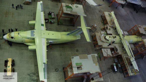 The National Interest рассказал о преимуществах Ил-112В над украинским Ан-140