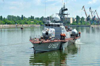 Единственный ракетный катер ВМС Украины остался без ракет