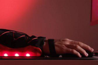 Геймер создал инновационный нарукавник для снятия усталости мышц