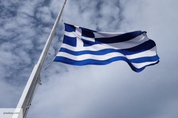 В Афинах у здания телеканала взорвалось самодельное устройство