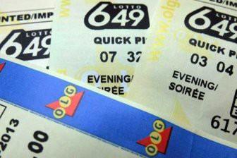 Два жителя Канады выиграли в лотерее 12 млн долларов