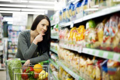 Россияне тратят на еду около трети своих доходов