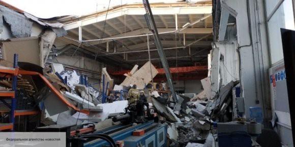 Количество погибших после обрушения крыши в Дзержинском увеличилось до трех