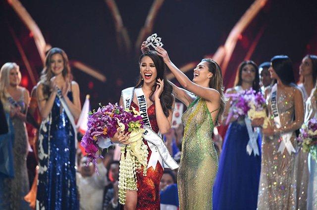 """Конкурс """"Мисс Вселенная — 2018"""" выиграла представительница Филиппин Катриона Грэй"""