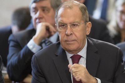 Лавров рассказал о подготовке Украины провокации на границе с Крымом