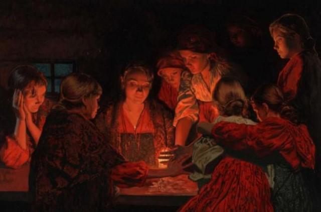 Женские ритуалы и гадания в День Святой Варвары 17 декабря