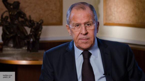 Сергей Лавров прокомментировал возможное заключение мирного договора с Японией