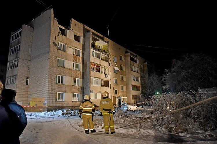 Взрыв газа в жилом доме в Вологде - кто пострадал, последние новости