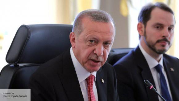 Эрдоган: Дональд Трамп одобрил турецкую операцию в Сирии