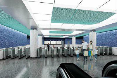 Еще две станции метро откроют в Москве до конца 2018 года