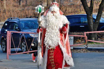 В Кемерове на утреннике скончался Дед Мороз