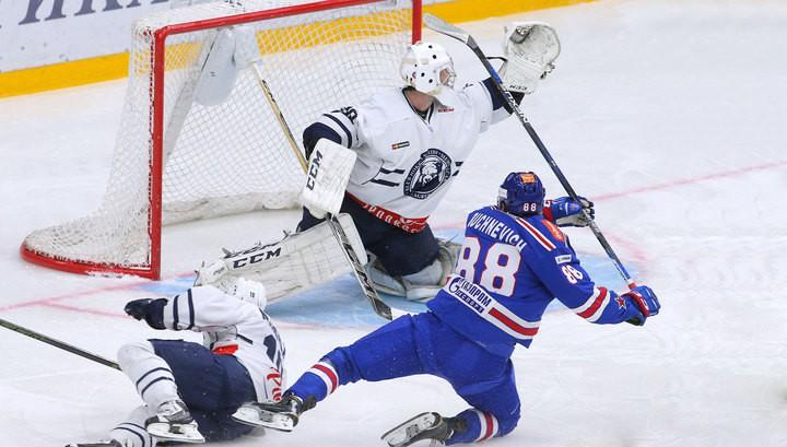 СКА — Слован 18.12.2018 в 19:30 (МСК) смотреть онлайн КХЛ, прямая трансляция хоккейного матча