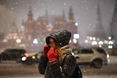 Погода на Новый 2019 год в Москве: прогноз синоптиков