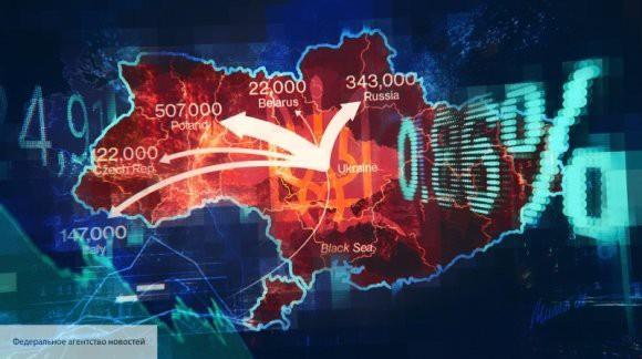 Украинская молодежь желает покинуть страну