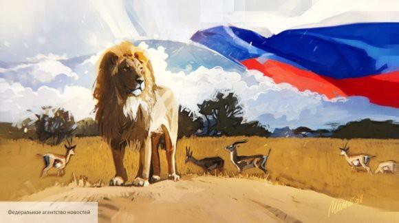 Американский план колонизации Африки разбился о стратегии России и Китая
