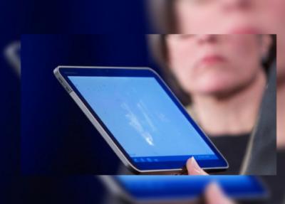 Показан прототип первого российского планшета
