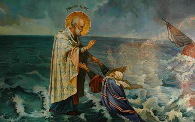 День святого Николая Угодника отмечается 19 декабря